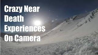 CRAZY NEAR DEATH EXPERIENCES on Camera Compilation [part 5] [Close Escapes]