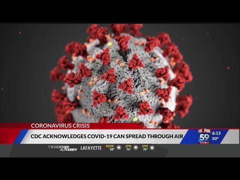 CDC updates coronavirus guidance