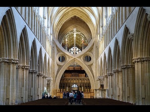 Wells Cathedral (video) | Gothic | Khan Academy