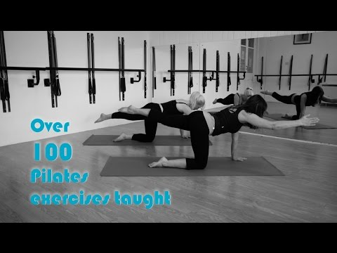 Online accredited Pilates Matwork Teacher Training Course by ...