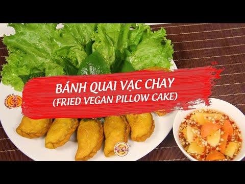 ✅BÁNH QUAI VẠC CHAY - Món ngon Au Lac Vegan