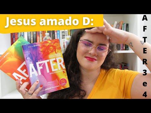 ? AFTER 3 - Depois do desencontro e AFTER 4 - Depois da esperança , Anna Todd | RESENHA
