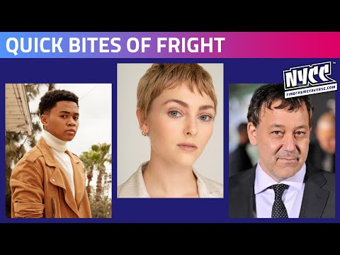 Quick Bites of Fright - Sam Raimi & More on Quibi's Darker Side
