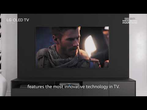 LG Television OLED55GX6LA - Black Video 1