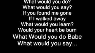 Gabrielle   If I Walked Away (with Lyrics)