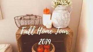 FALL HOME TOUR 2019   FARMHOUSE STYLE DECOR