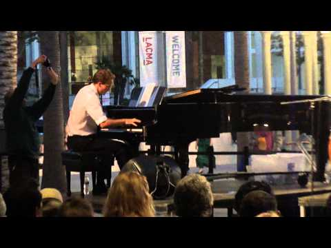 Jazz Performance at the Angel City Jazz festival