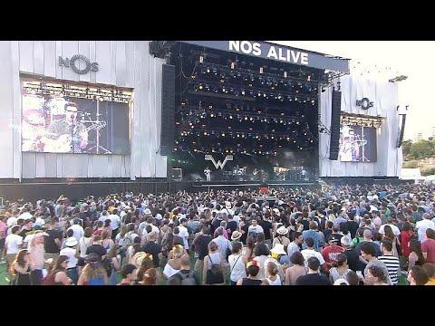 Λισαβόνα: Το μουσικό φεστιβάλ NOS Alive