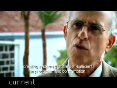 El primer pueblo autosuficiente en la Isla de Hierro España
