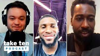Ihmir Smith-Marsette is the New Man on the Minnesota Vikings | Iowa Star Joins Take Ten Podcast