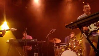 "Teleman ""Steam train girl"" - Live Amsterdam 2016"