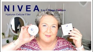 NIVEA | NEU .... Hyaluron CELLular Filler 3 in 1 Pflege Cushion | beautyoverage Astrid