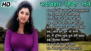 Top 10 प्यार भरे सदाबहार गाने Il 90's love songs ll Divya Bharti Love Songs 🎶