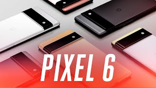 Google Pixel 6 and 6 Pro: I held both Here's what you need to know