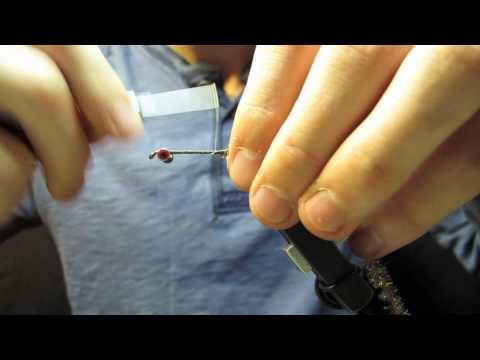 Fly tying: crayfish streamer tutorial