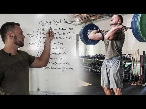 Try This Intense MMA Workout [Full Routine]   Overtime Athletes