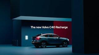 [오피셜] The new Volvo C40 Recharge