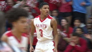 Highlights: St. Bernard 54, Stonington 35