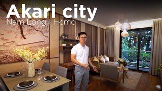 1 ngày ở căn hộ kiểu Nhật Akari city và cùng chill trên nóc nhà...