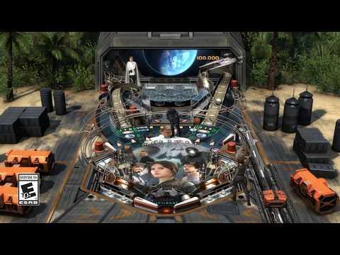 Видео № 0 из игры Star Wars: Pinball [NSwitch]