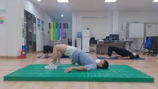 척추기립근운동