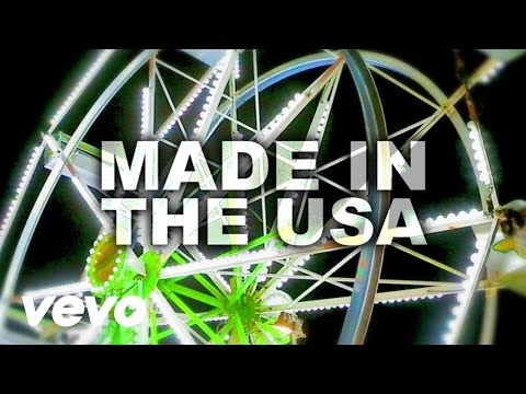 Made in the USA (Letra)
