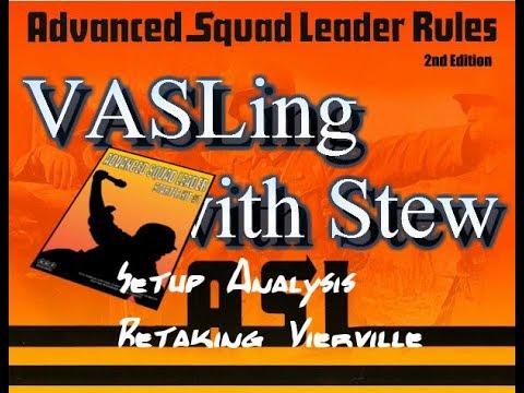 ASL SK Pre Game Analysis for Retaking Vierville