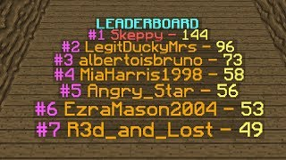 Proof I'm a Leaderboards Player