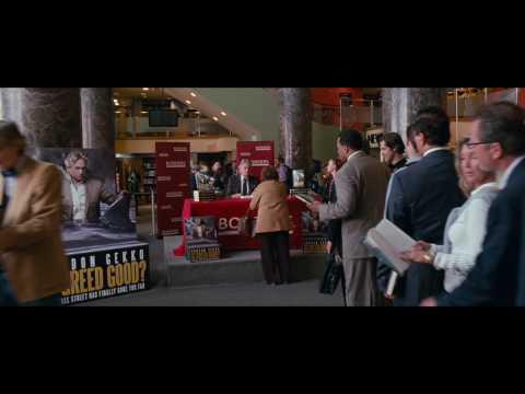 Wall Street: Money Never Sleeps | Official Trailer (HD) | 20th Century FOX