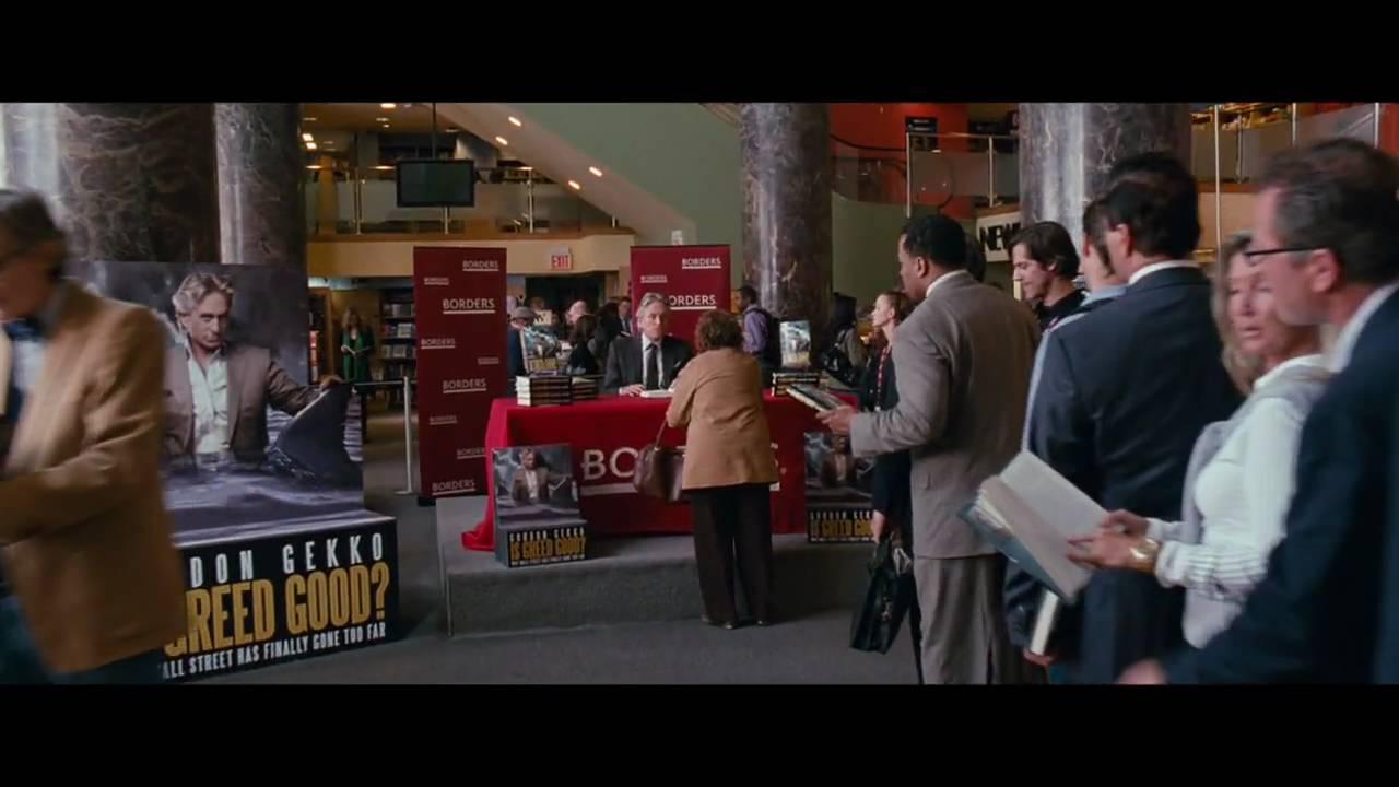 Wall Street: Money Never Sleeps Official Trailer