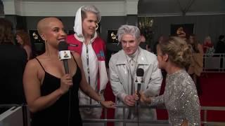 GREY Red Carpet Interview | 2019 GRAMMYs