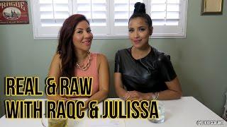 Real & Raw with RaqC & Juli/RaqC
