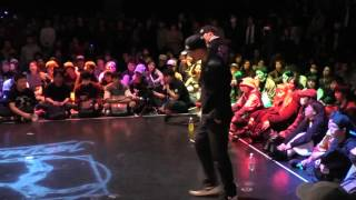 BUUBEE + oSaam vs XXIV CLAN(世界 & Toyotaka) BEST4 HIPHOP / JUSTE DEBOUT JAPAN 2016