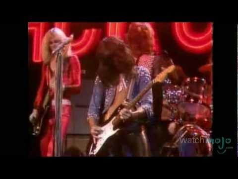 The History of Aerosmith