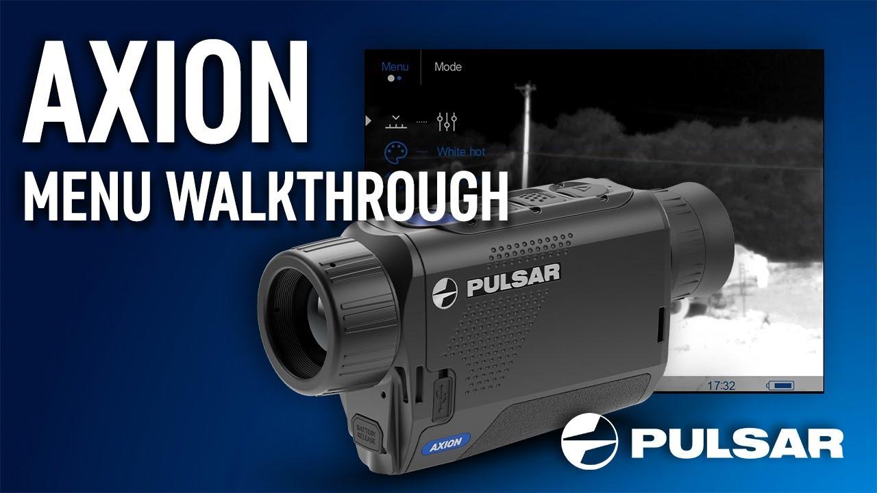 Видео о товаре Тепловизор Pulsar Axion XM30S