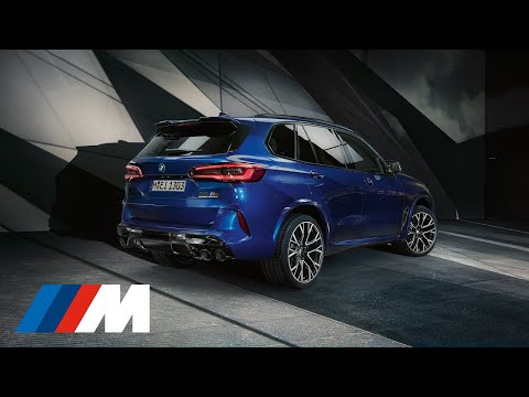 Bmw X5 M Внедорожник класса J - рекламное видео 1