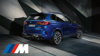 YouTube Video HcP4S_ahxxo for Product BMW X5 M & X5 M Competition Crossover SUV (G05) by Company BMW in Industry Cars