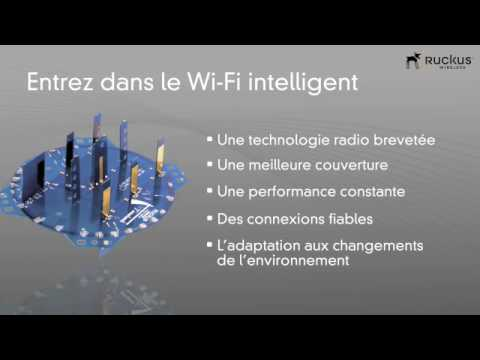 Présentation Ruckus Wireless Connect Data – WiFi