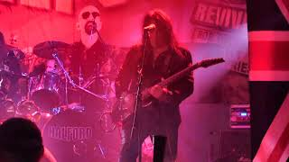 Video Halford Revival - Painkiller (Live in Kbely, Prague) 18.10. 2019