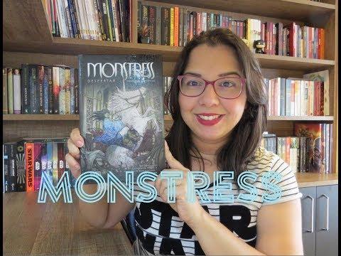 Monstress por Marjorie Liu e Sana Takeda   Editora Pixel  Blog Leitura Mania