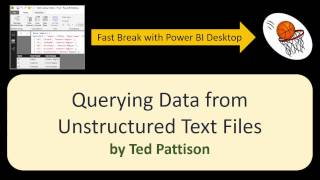 02 Querying Data from an Unstructured Text File