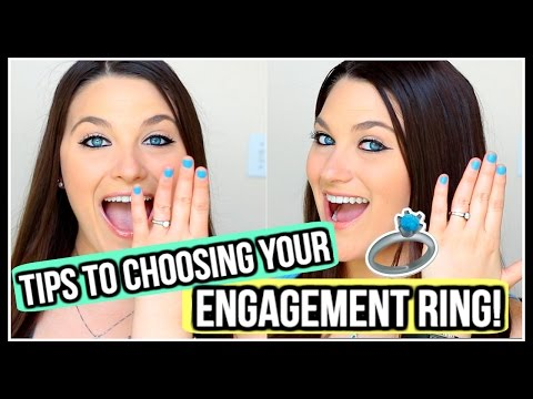 Tips to Choosing Your Engagement Ring Ft. Qalo! | ThatCLeigh