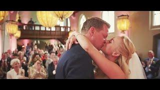 verrassing op bruiloft
