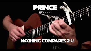 Prince - Nothing Compares 2 U (Sinead O'Connor) - Fingerstyle Guitar