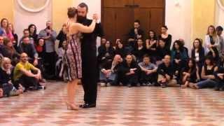 """Maja Petrović  & Marko Miljević  - """"En Tu Corazon"""" - D´Arienzo/Echagüe - 4 (Vals)"""