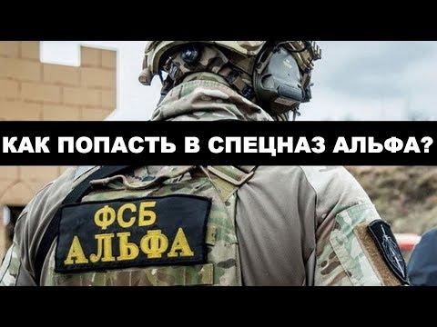 Как попасть в спецназ «Альфа» и «Вымпел»? /  Блог Алексея Филатова. Выпуск 10