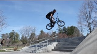 How to 180 Barspin BMX