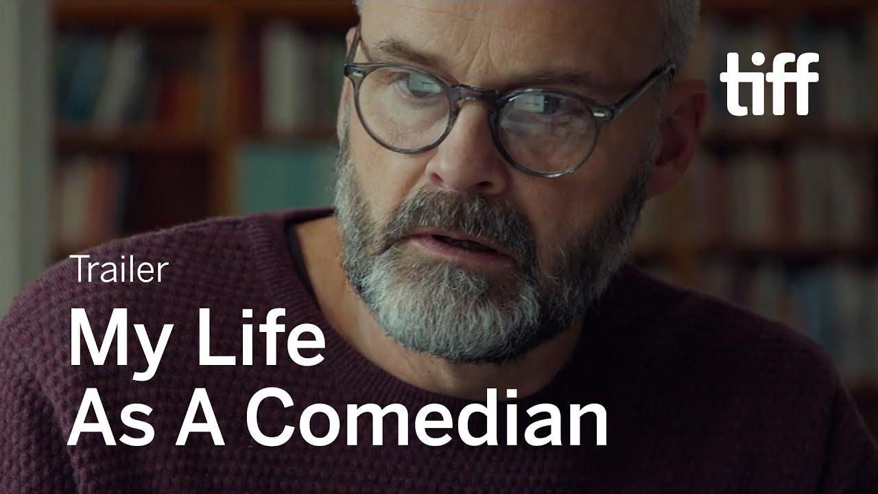 Trailer för En komikers uppväxt