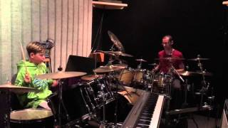 Max Roach inspired drum lesson with David O