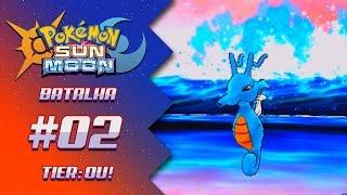 Araquanid  - (Pokémon) - Pokémon Sun & Moon - Batalha Competitiva #02: Shark VS Nathan | Smogon OU